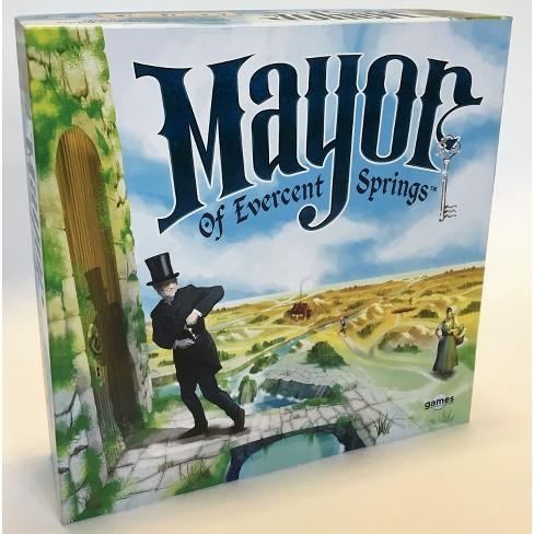 Mayor of Evercent Springs Board Game - image 1 of 8
