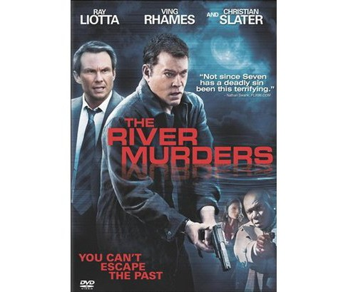 River murders (DVD) - image 1 of 1