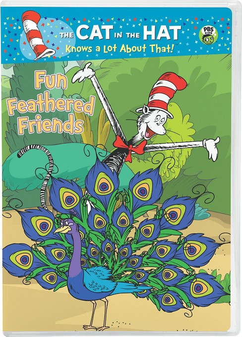 The Cat in the Hat Knows a Lot About That!: Fun Feathered Friends (dvd_video) - image 1 of 1