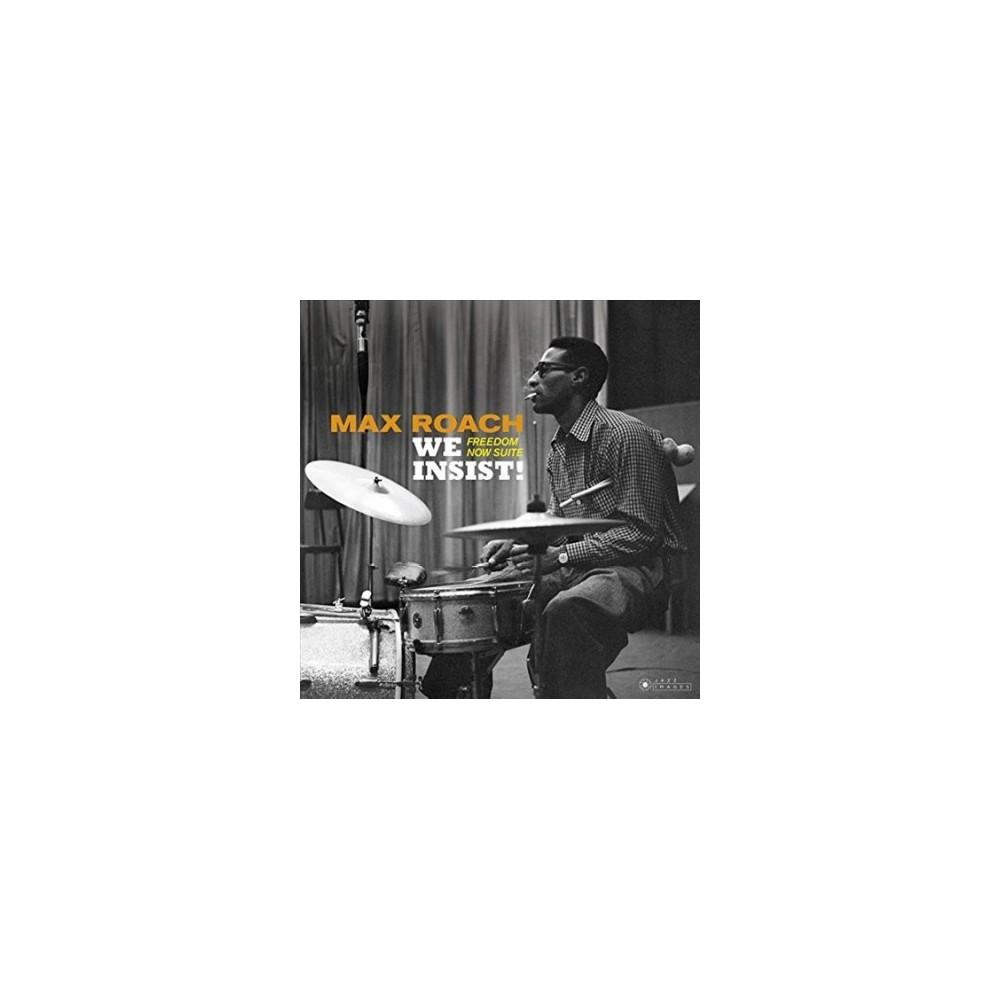 Max Roach - We Insist Freedom Now Suite (Vinyl)