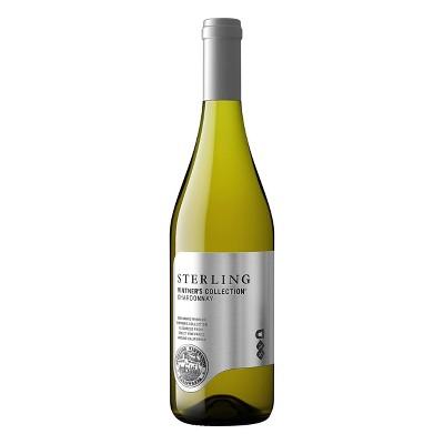 Sterling Vintners Chardonnay White Wine - 750ml Bottle