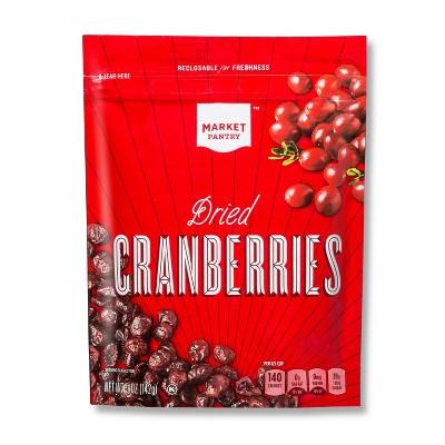 Dried Fruit & Raisins: Market Pantry Dried Cranberries