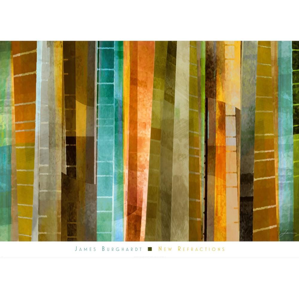 Art.com - New Refractions II Art Print