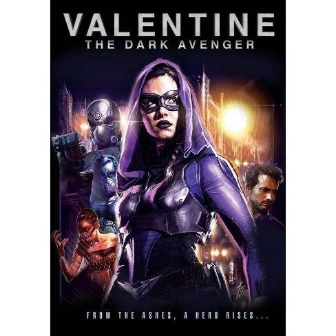 Valentine The Dark Avenger (DVD) - image 1 of 1