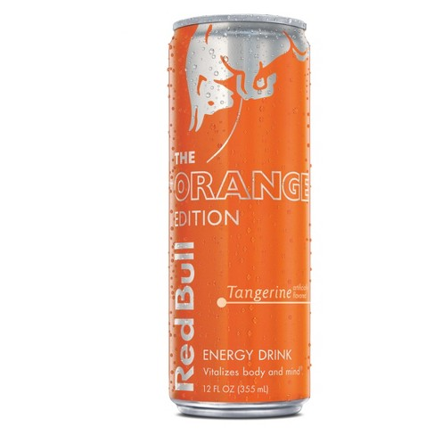 Red Bull® Orange Edition Energy Drink - 12 fl oz Can - image 1 of 2