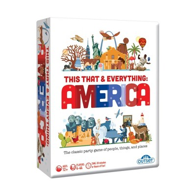 This That & Everything Game: America