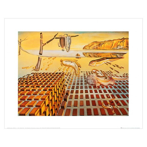 Art.com - The Disintegration of the Persistence of Memory Art Print - image 1 of 2
