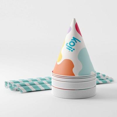 Koji Paper Cups + Straws