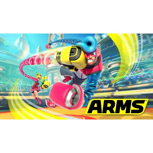Arms - Nintendo Switch (Digital) - image 1 of 4