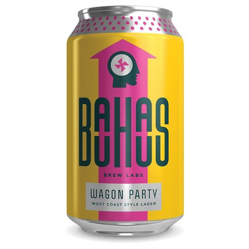 Bauhaus® Wagon Party West Coast Style Lager - 6pk / 12oz Cans - image 1 of 1