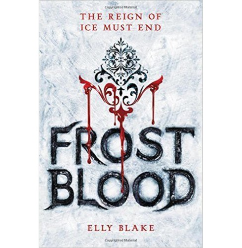 Frostblood (Hardcover) by Elly Blake - image 1 of 1