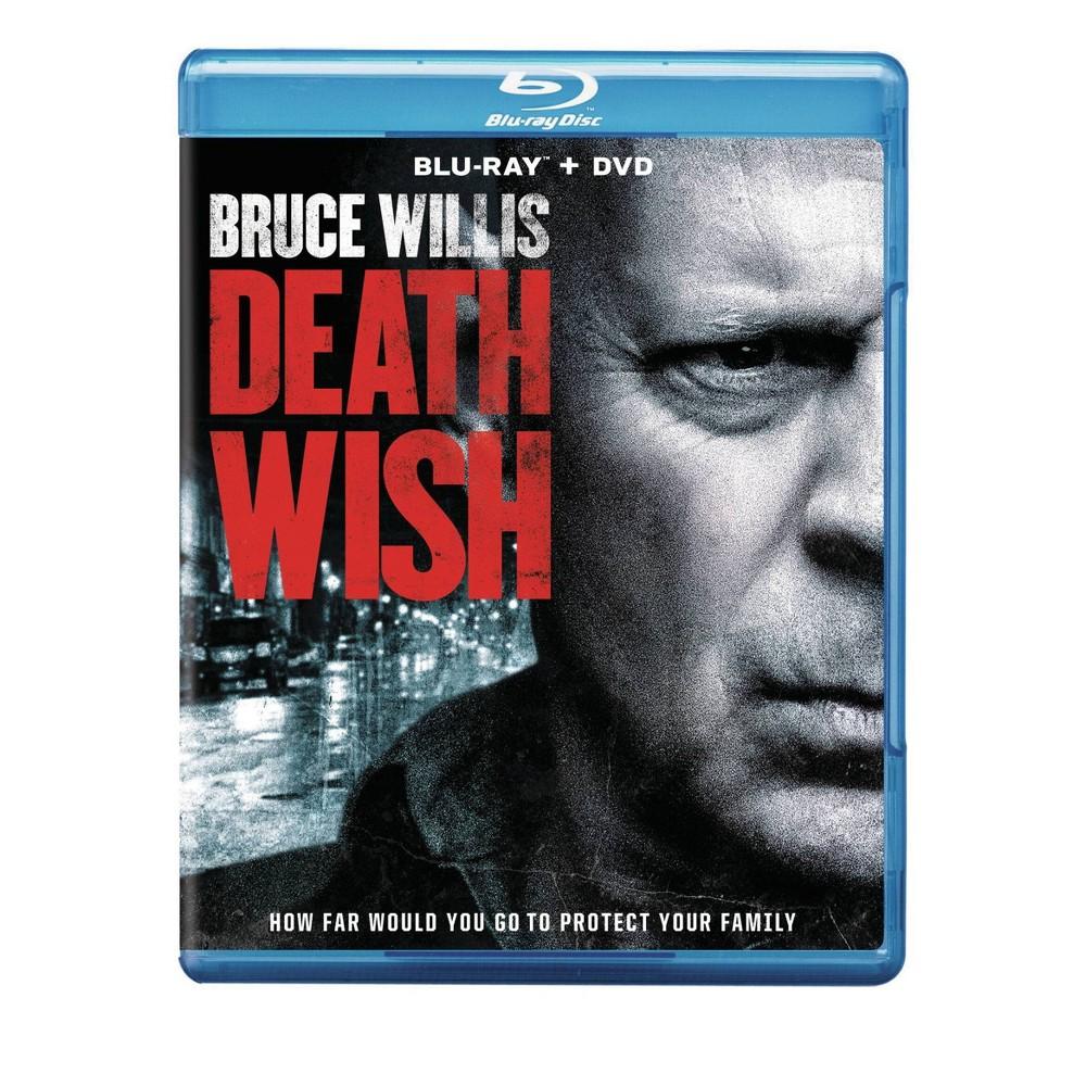Death Wish Blu Ray Dvd Digital