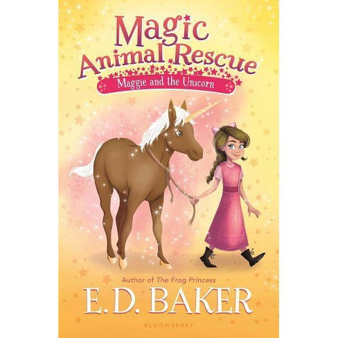 Magic Animal Rescue: Maggie and the Unicorn - by  E D Baker (Paperback) - image 1 of 1