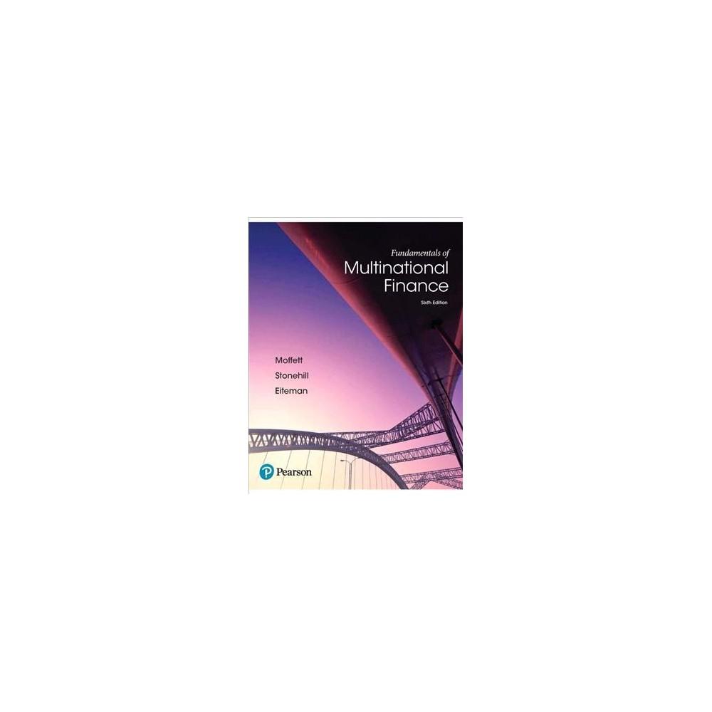 Fundamentals of Multinational Finance - (Hardcover)