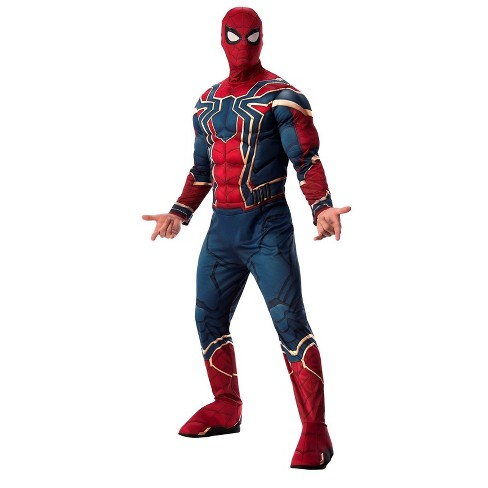 Men's Marvel Spider-Man Halloween Costume - image 1 of 1