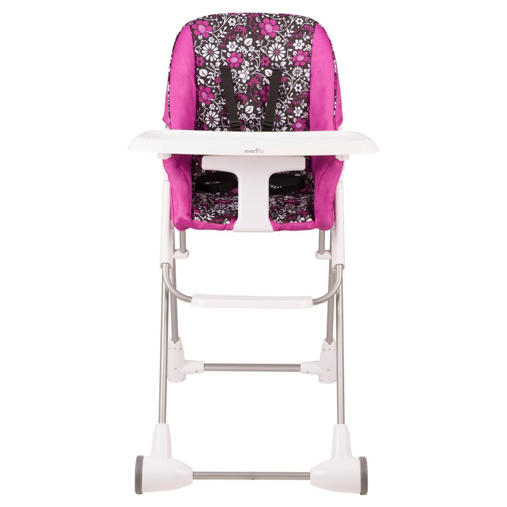 Image of Evenflo Symmetry High Chair Daphne