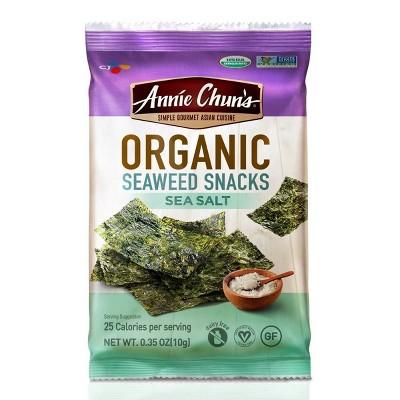Seaweed Snacks: Annie Chun's Organic