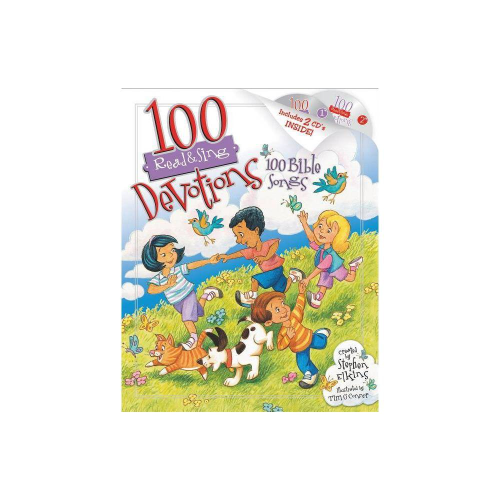 100 Read Sing Devotions 100 Bible Songs By Stephen Elkins Mixed Media Product