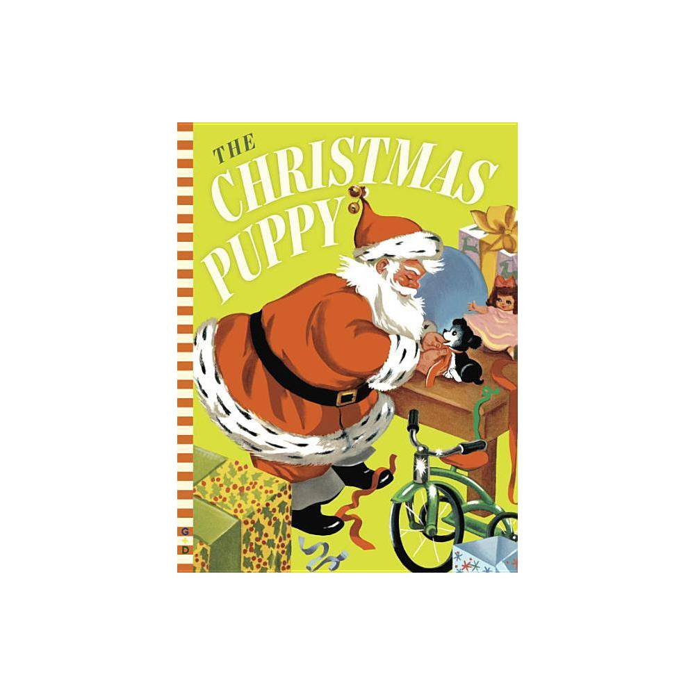 The Christmas Puppy G D Vintage By Irma Wilde Hardcover