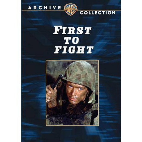 First To Fight (DVD) - image 1 of 1