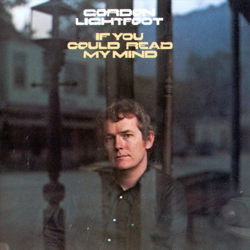Gordon lightfoot - If you could read my mind (Vinyl) - image 1 of 1