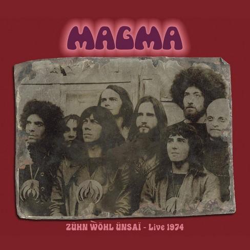 Magma - Zuhn Wol Unsai: Live: 1974 (CD) - image 1 of 1