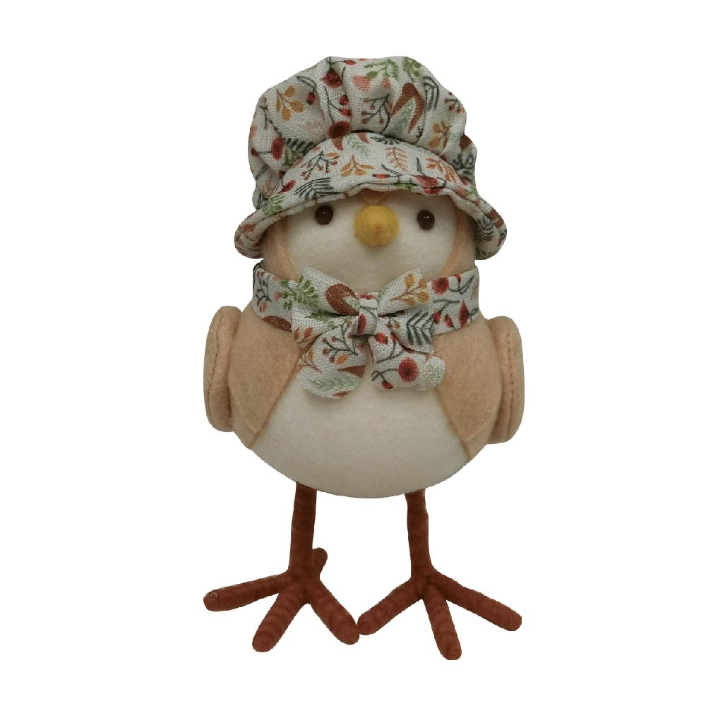 harvest decor collection bird