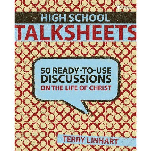 High School Talksheets - by  Terry D Linhart (Paperback) - image 1 of 1