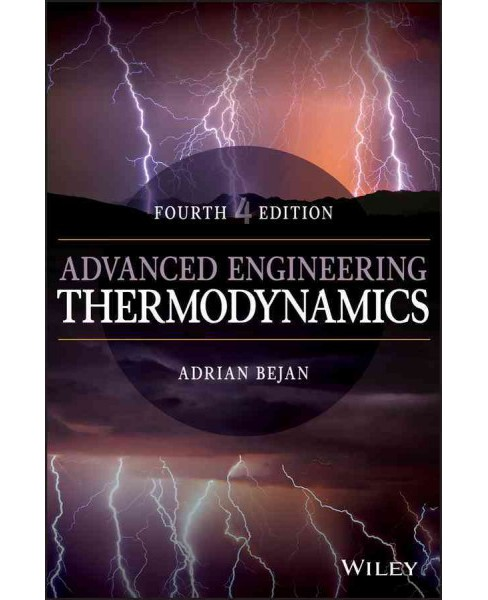 Advanced Engineering Thermodynamics (Hardcover) (Adrian Bejan) - image 1 of 1