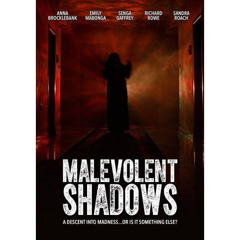 Malevolent Shadows (DVD) - image 1 of 1