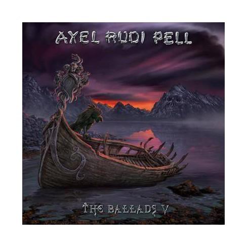 Axel Rudi Pell - Ballads V (Vinyl) - image 1 of 1
