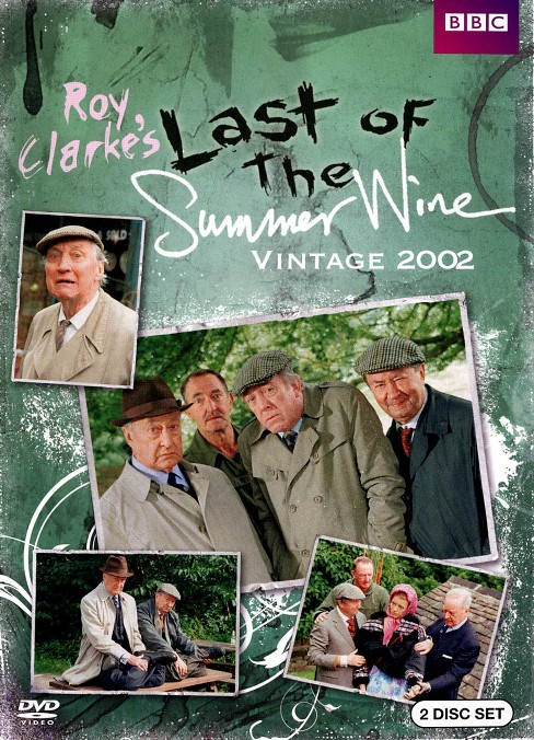 Last of the summer wine:Vintage 2002 (DVD) - image 1 of 1