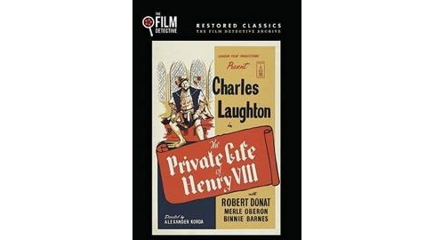 Private Life Of Henry Viii (DVD) - image 1 of 1