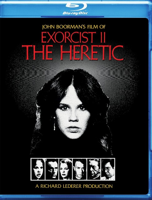 Exorcist 2:Heretic (Blu-ray) - image 1 of 1