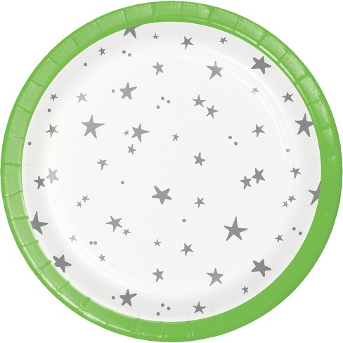 10ct Space Snack Plate - Spritz™ - image 1 of 1