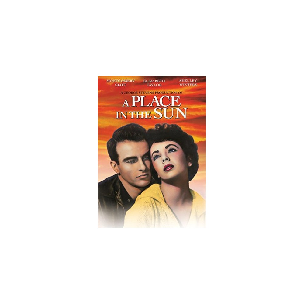 A Place in the Sun (Dvd), Movies