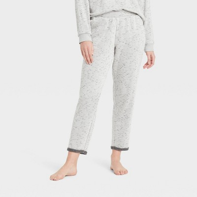 Women's Two-Toned Fleece Lounge Pants - Stars Above™