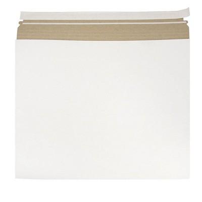 JAM Paper Expandable Photo Mailer Envelopes w/Self-Adhesive Closure 17 x 14 x 1 48906708B