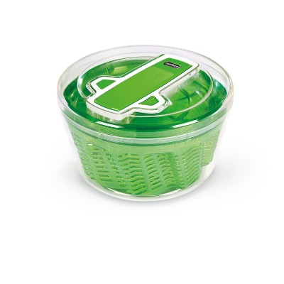 Zyliss Swift Dry Salad Spinner Green