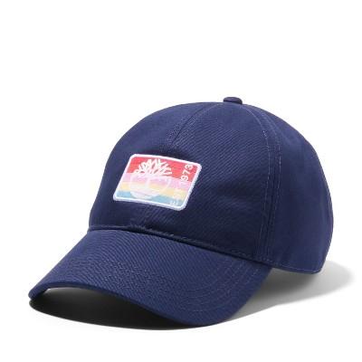 Timberland Women's Rainbow-Patch Baseball Cap