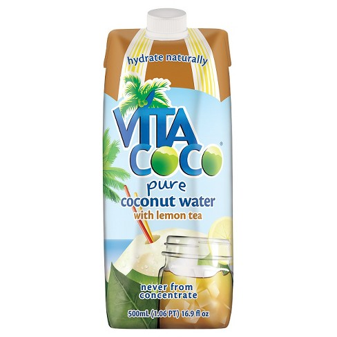 Vita Coco Lemon Tea - 500 ml Carton - image 1 of 1