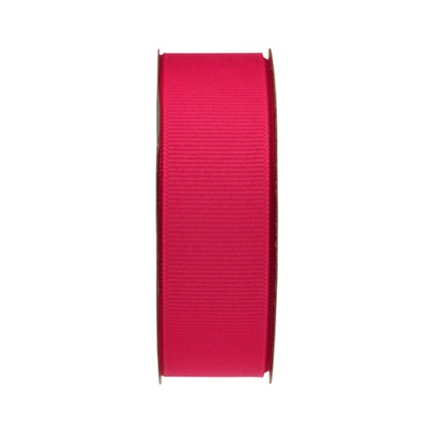 Pink Grosgrain Fabric Ribbon - Spritz™ - image 1 of 2