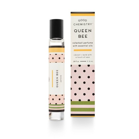 Queen Bee by Good Chemistry™ - Women's Rollerball Perfume - 0.25 fl oz - image 1 of 3