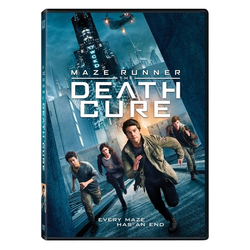 Maze Runner: Death Cure (DVD) - image 1 of 1