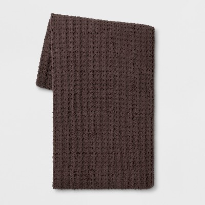 "60""X50"" Chenille Throw Blanket   Threshold™ by Shop This Collection"