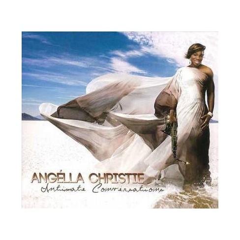 Angella Christie - Intimate Conversations (CD) - image 1 of 1