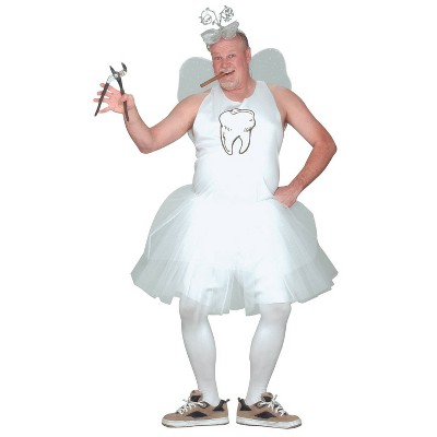 Adult Tooth Fairy Halloween Costume XL