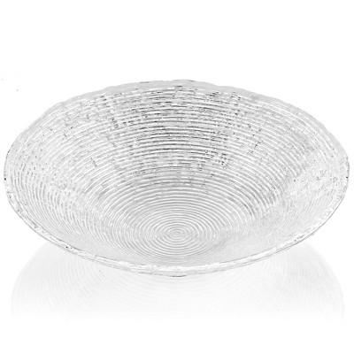Noritake Hammock Glass Round Bowl