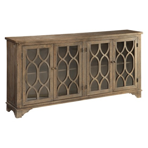 Christopher Knight Home Cayhill Media Credenza Brown - image 1 of 4
