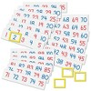 Learning Resources Magnetic Number Line 1-100, 20 Magnets, Sets of 5 Magnets, Ages 3+ - image 2 of 4